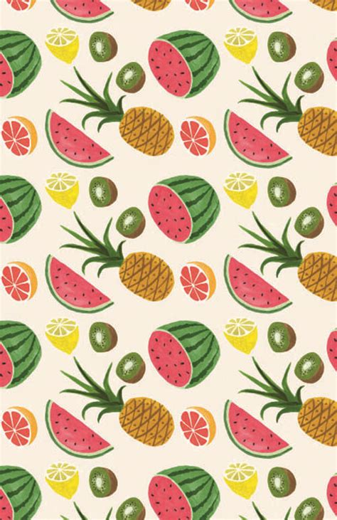 wallpaper cartoon fruit 11 best images about cute fruit wallpapers on pinterest