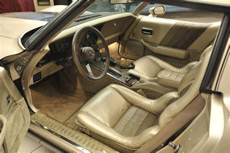 1982 chevrolet corvette coupe 138035