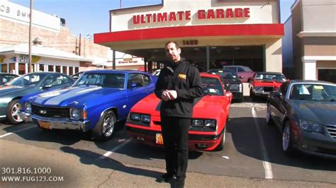 learn about flemings ultimate garage with owner tony