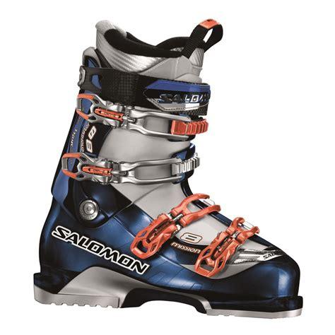salomon ski boots salomon mission 8 ski boots 2008 evo outlet