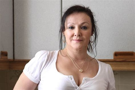 actress frances barber i m saving up for a facelift frances barber hits out at