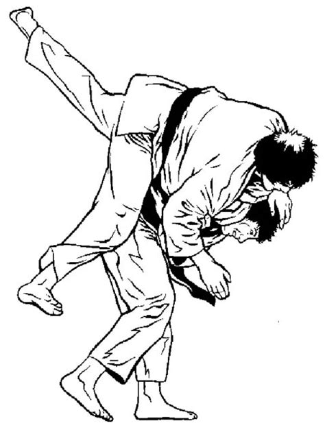 jiu jitsu clipart cliparts co