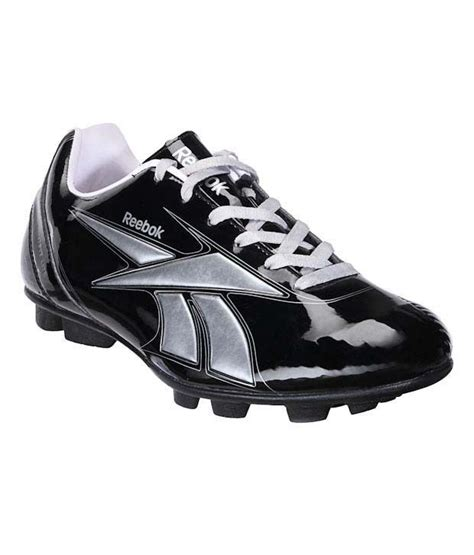 reebok football shoes price reebok sprintfit lite black silver football shoes price