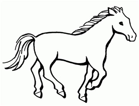 coloring pages of mustang horses mustang horse colouring pages page 3 cliparts co