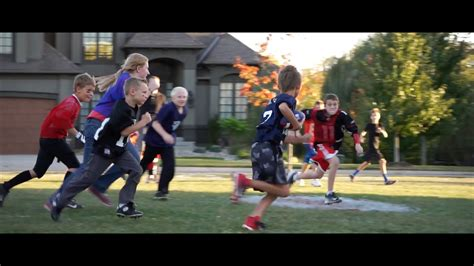 best backyard football best little kids backyard football game hd youtube