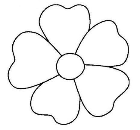 imagenes de flores sin pintar flores para colorear f 225 ciles dificiles y hermosas