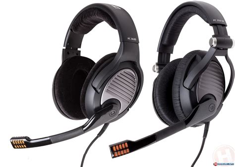 Headset Gaming Sennheiser sennheiser pc 363d 7 1 and pc 350 special edition review