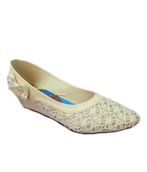 Wedge Heel Pumps krisa ivory wedge heel pumps price in india buy krisa