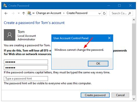 windows 7 reset password greyed out windows 10 password recovery part 4