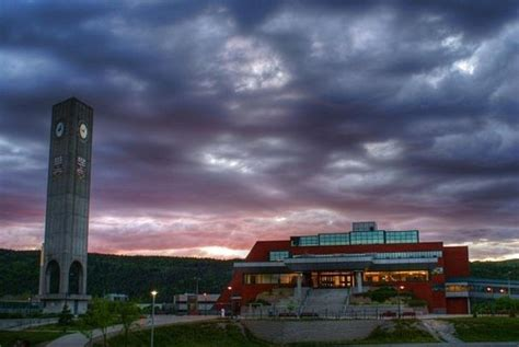 Memorial Of Newfoundland Canada Mba by Memorial Cus Picture Of St S