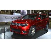 2018 Jeep Grand Cherokee Trackhawk Review  Top Speed