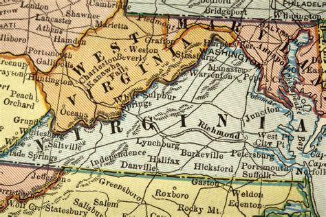 maps relating to virginia in the virginia state library and other departments of the commonwealth with the 17th and 18th century atlas maps in the library of congress classic reprint books west virginia and virginia are not the same state huffpost