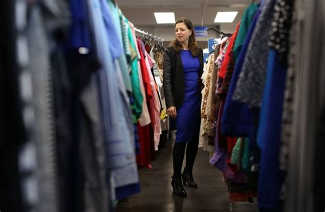 Goodwill Background Check Goodwill Ceo Dresses For Success With Thrift Store Bargains Wsj