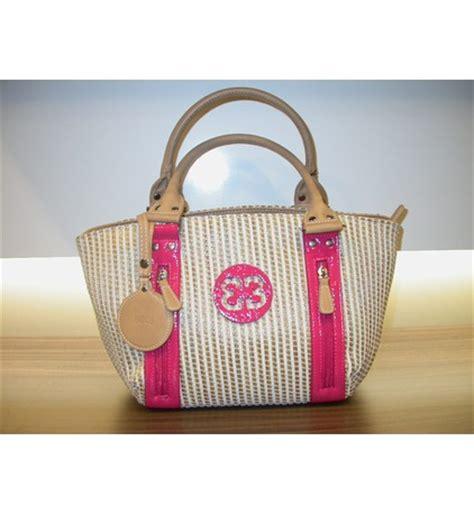 Tas Emily Straw Bag sangria handtas handbags boo scarpo lederwaren