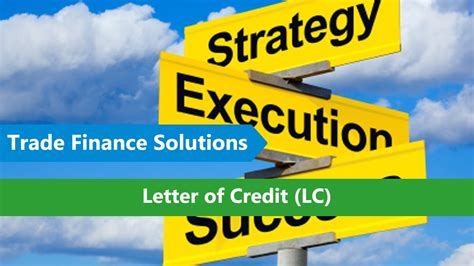 Letter Of Credit Trade Finance letter of credit lc facility in uae trade finance