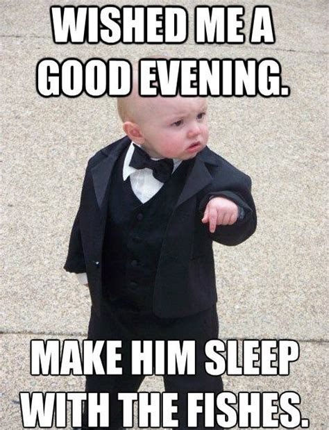 20 Most Funniest Good Evening Meme Images And Pictures