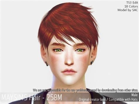 male styles for our sims page 3 the sims forums hair 258m sac at may sims 187 sims 4 updates