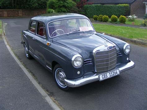 classic mercedes for sale 1960 mercedes ponton for sale classic cars for sale uk