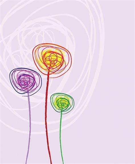 imagenes flores infantiles infantiles flores descargar vectores gratis