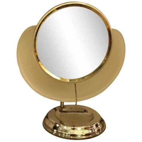 bathroom shaving mirror with light 1930s adjustable bathroom standing shaving mirror with