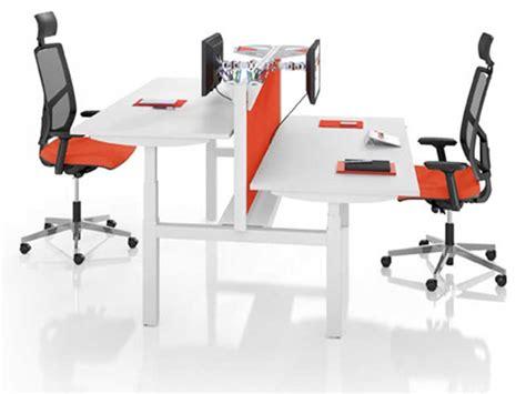 bureaux r 233 glables en hauteur easy up i bureau net