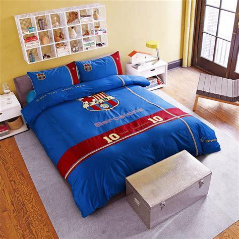barcelona fc bedroom set fc barcelona bedding set twin queen size ebeddingsets