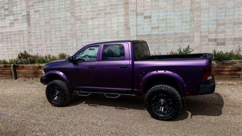matte purple jeep matte purple black iridescent dodge ram wrap wrapfolio