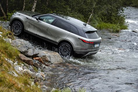 range rover velar dashboard range rover velar review a handsome slab of