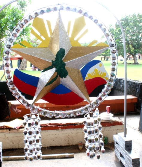 parol filipino recycled embassy of the philippines news