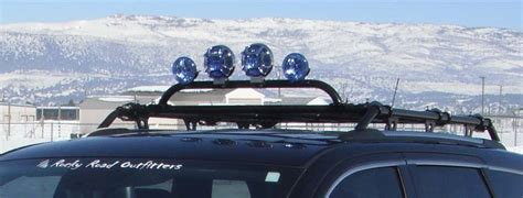 Jeep Patriot Roof Rack With Lights by Jeep Patriot Roof Rack Safari Style Jeep Patriot Roof Rack