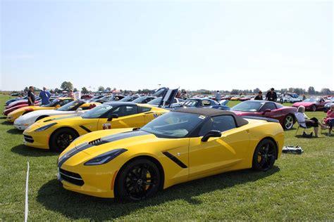 mid america corvettes pics 2014 corvette funfest at mid america motorworks