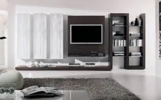 wohnzimmer tv wand centros de entretenimiento muebles contemporaneos