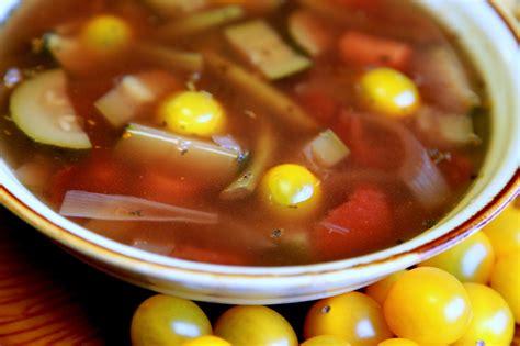 weight watchers garden vegetable soup zero points weightwatchers zero points veggie soup our way