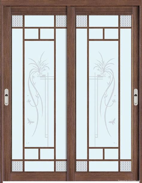 Interior Aluminum Doors Interior Aluminum Door Gf 2002 Guangfeng China Security Door Door Products Diytrade