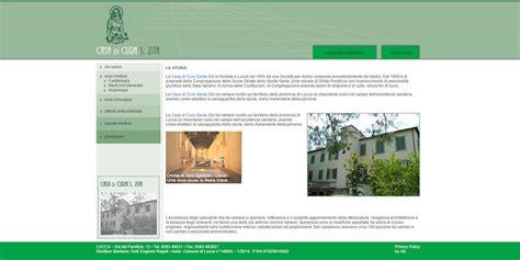 casa di cura santa zita lucca ad soluzioni web consulenza marketing realizzazioni