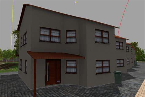 haus v ls 15 modernes haus mit balkon v 1 0 geb 228 ude mod f 252 r