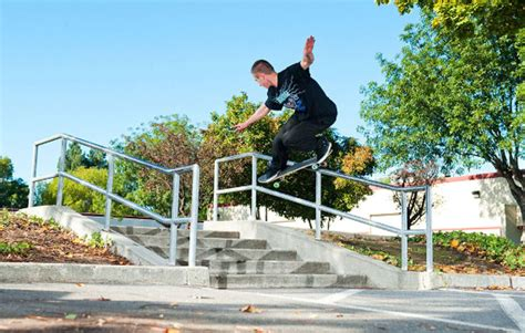 thrasher most jaw dropping skateboarding pics of 2011
