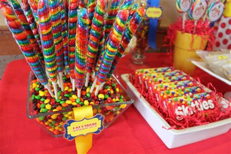 Skittles Decorations by Some Diy Bar Ideas The Wedding Specialiststhe