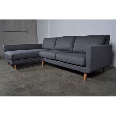 gray l shaped couch modern l sofa hereo sofa