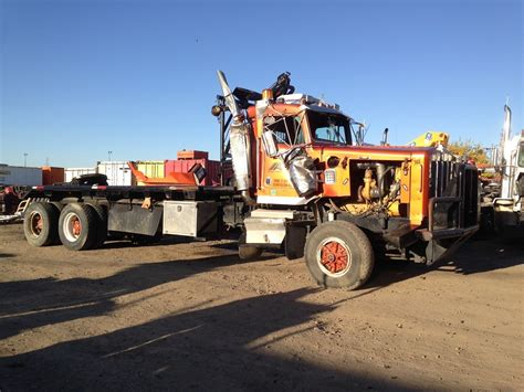 kenworth c500 for sale canada 1997 kenworth c500 bed truck ram sales ltd edmonton
