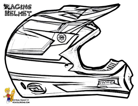 bike helmet coloring page coloring coloring pages