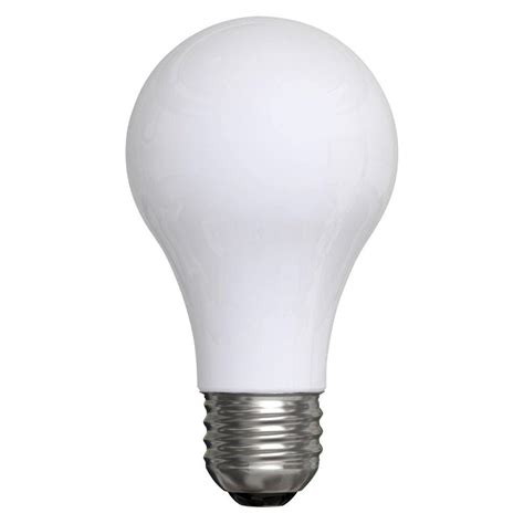 white bulb lights ge 50 200 250 watt incandescent a21 3 way soft