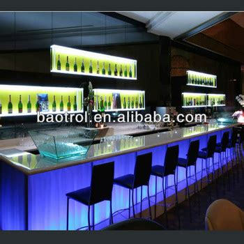 acrylic bar top acrylic bar top solid surface fast food bar receiption