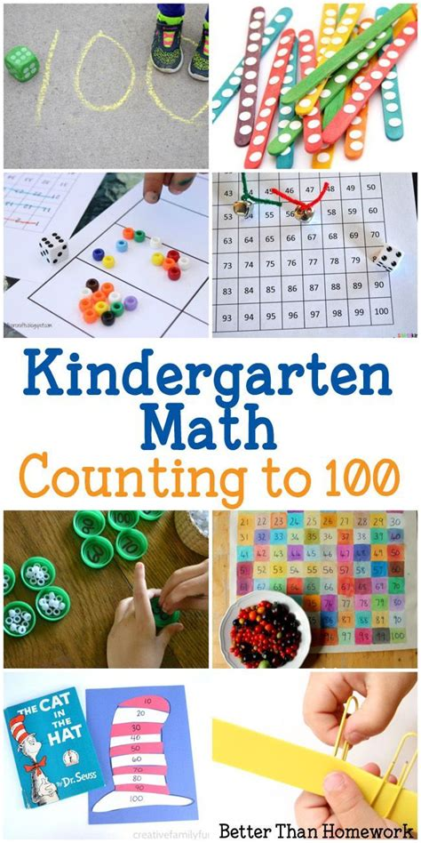 kindergarten activities hands on the 25 best counting to 100 ideas on pinterest hundreds