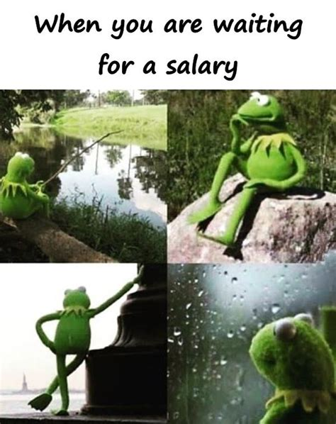 waiting salary funny images wallpaperzenorg