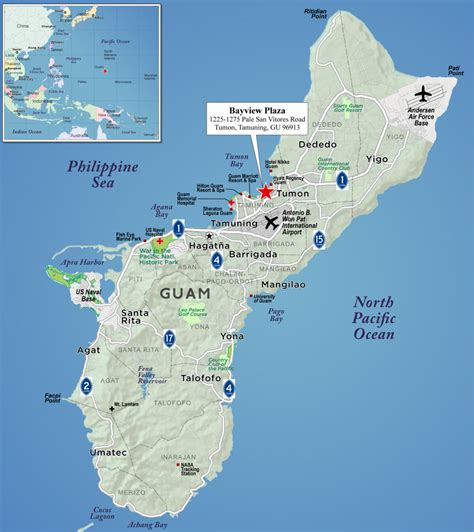printable road map of guam 100 guam world map north korean nuclear missile