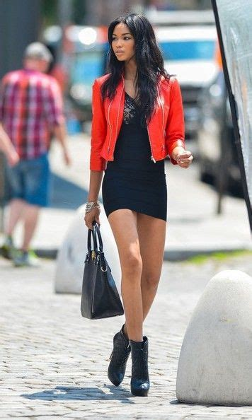 Fab Chanel Iman by 17 Best Images About Models Duty On Cara