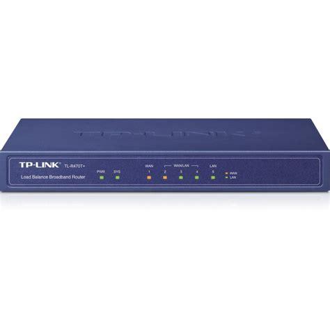 New Tp Link Tl R470t Load Balance Broadband Router Bagus tp link tl r470t router tp link wired routers