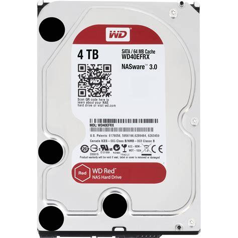 disk interno 4tb disk 3 5 4tb wd40efrx interno wd per nas raid pc