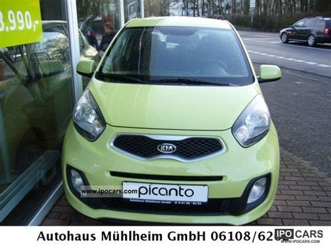 Kia 2012 Warranty 2012 Kia Picanto 1 0 Climate March 7 Year Warranty